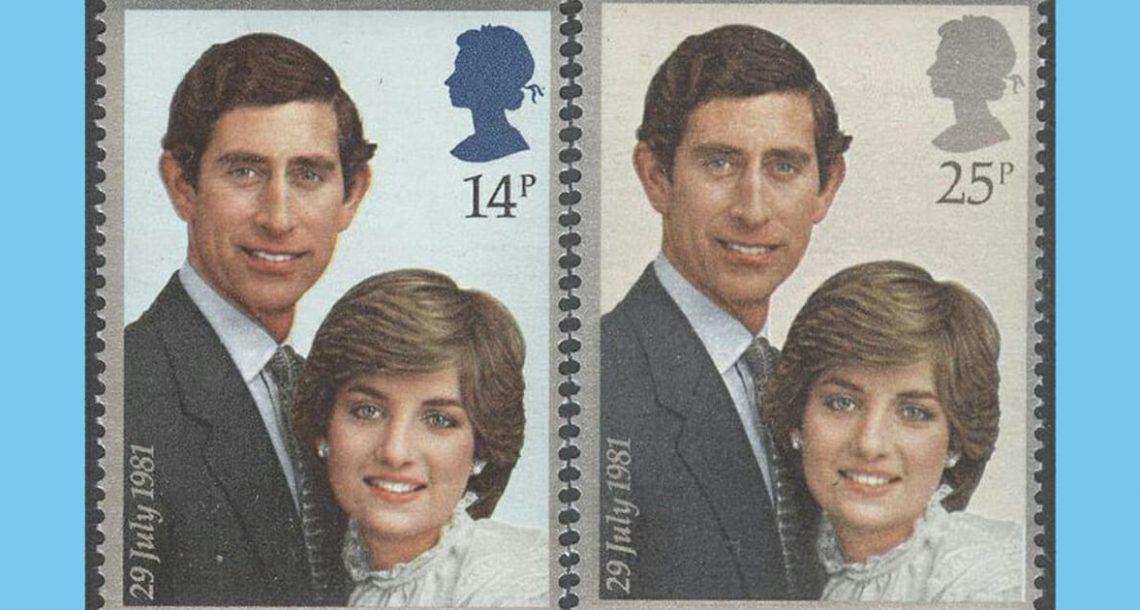 בול בן 37 שנים של הנסיך צ'ארלס והנסיכה דיאנה – מזהים את הפרט שגרם לאינטרנט לרתוח מזעם?
