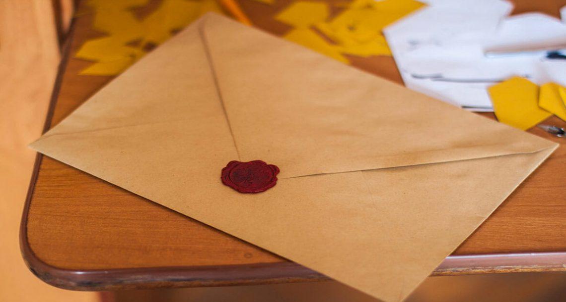 אמא שלחה מכתב לאישתו של בעלה לשעבר – כשהיא קראה את השורה האחרונה, הלב שלי נשבר