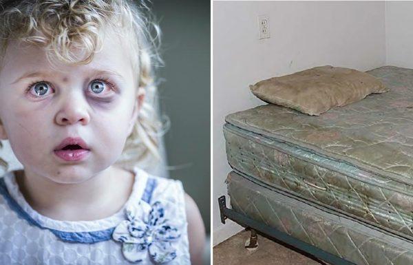 בת מתה אחרי התעללות של ההורים: 20 שעות אחר כך המשטרה מצאה פתק מתחת לכרית שלה ששבר לי את הלב