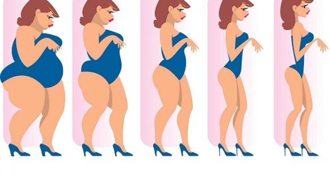 זה בדיוק כמה שאתם צריכים ללכת כדי להתחיל להוריד משקל