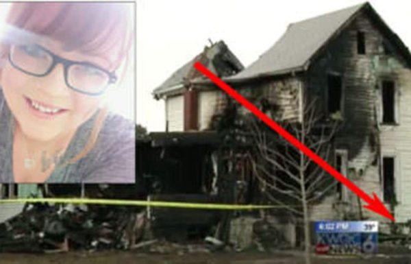 אמא בת 21 נמצאה מתה בשריפה – אז הכבאים ראו משהו זז מתחת לחלון