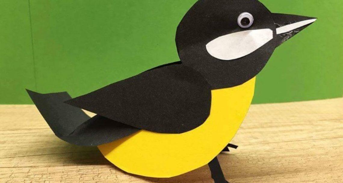 31 יצירות נייר מקסימות וחמודות שילדים יאהבו לעשות