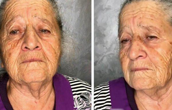 סבתא ביקשה מהנכדה שלה שתיתן לה מראה חדש – שעות אחר כך המהפך שלה הדהים את כולם