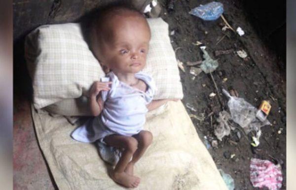 אישה גילתה תינוקת נטושה שוכבת באשפה – שנתיים לאחר מכן, היא הייתה עדה לנס