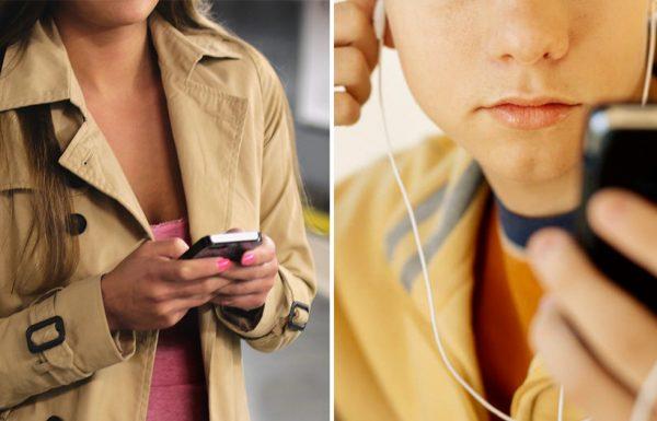 קוד ה SMS הסודי שכל הורה חייב להראות לילדים שלו