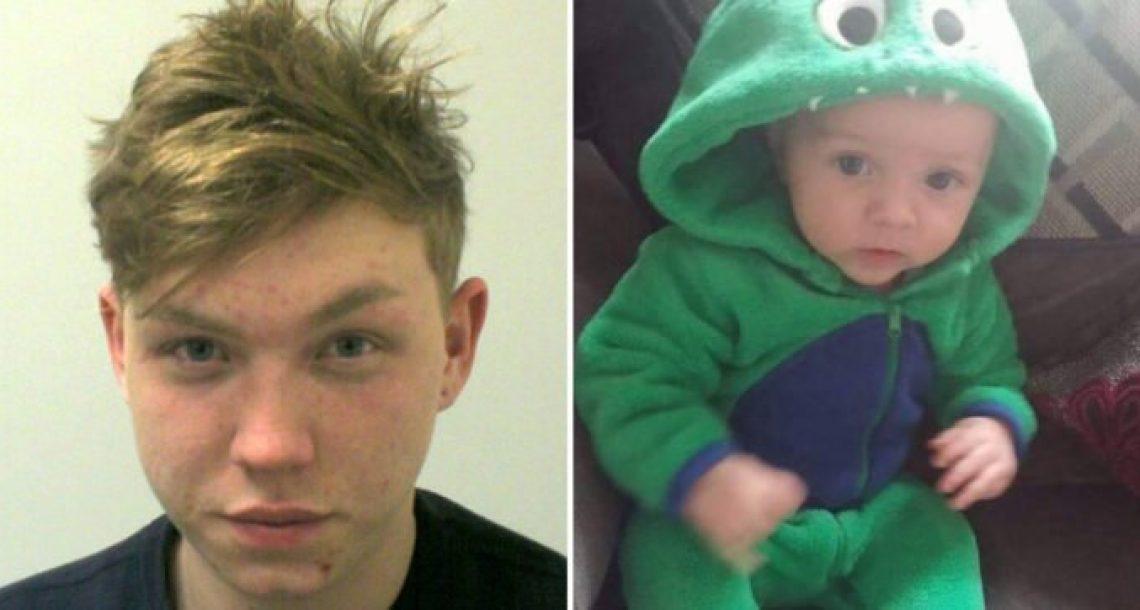 אדם חולני נמצא אשם בהתעללות של בנו בן 7 החודשים עד שמת