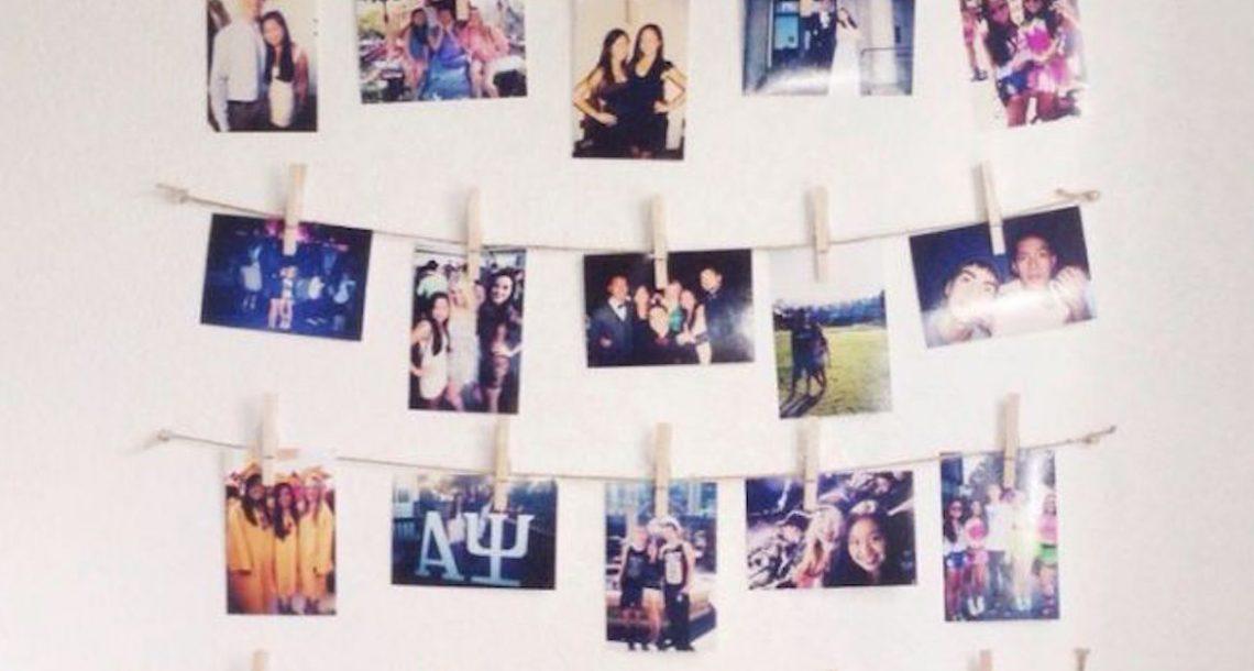 12 דרכים יצירתיות להציג תמונות בלי שימוש במסגרות