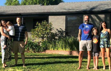 שכנים שמעולם לא נפגשו גילו תגלית מטורפת בזמן שהיו בהסגר בעקבות נגיף הקורונה