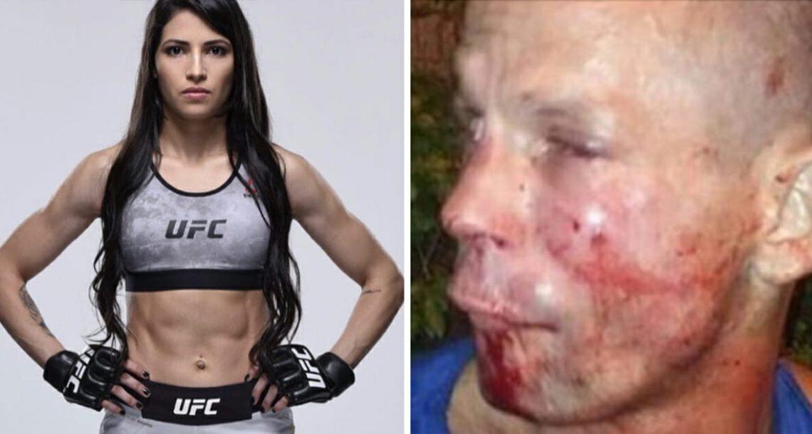 פושע ניסה לשדוד לוחמת MMA – היא לימדה אותו לקח שהוא יזכור כל החיים