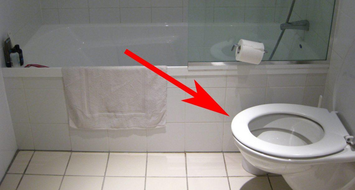 כולם עושים את הטעות הזו שמפזרת מיליוני חיידקים בשירותים. זה מה שעליכם לעשות במקום