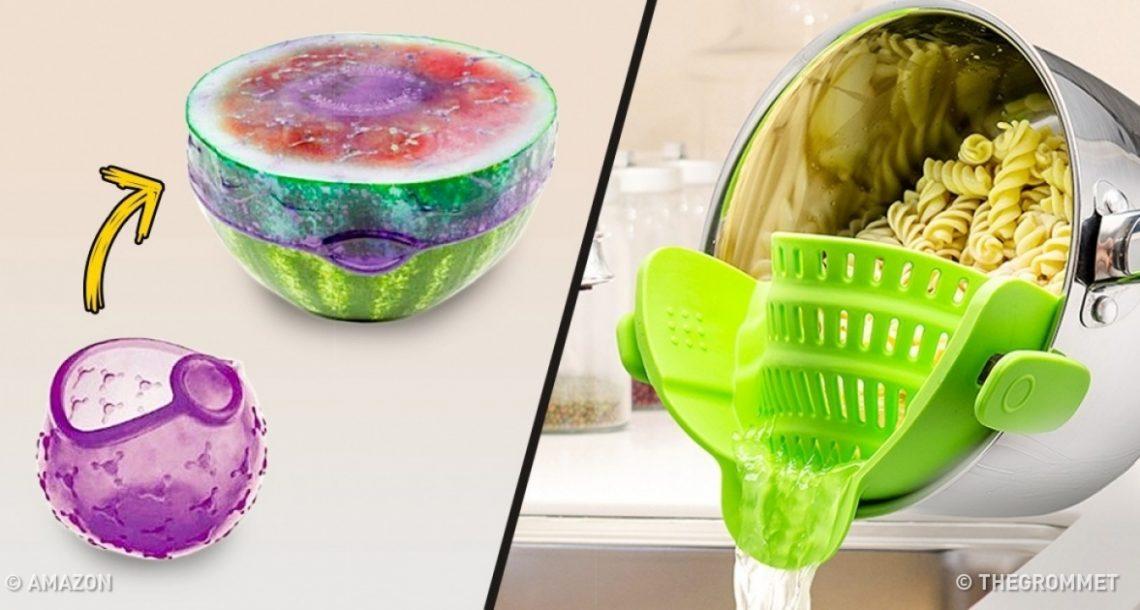 20 דברים יצירתיים שיהפכו את המטבח שלכם למקום הכי שווה בבית