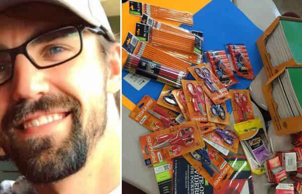 הורים התלוננו שהם צריכים לקנות עפרונות לבית הספר – התגובה הגאונית של המורה גרמה לאינטרנט לרתוח