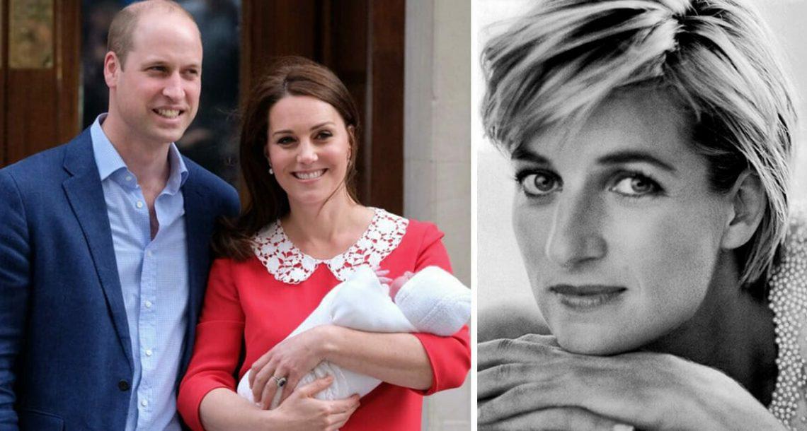 קייט מידלטון עשתה כבוד לנסיכה דיאנה שעות אחרי שילדה – עם פרט שרוב האנשים פספסו