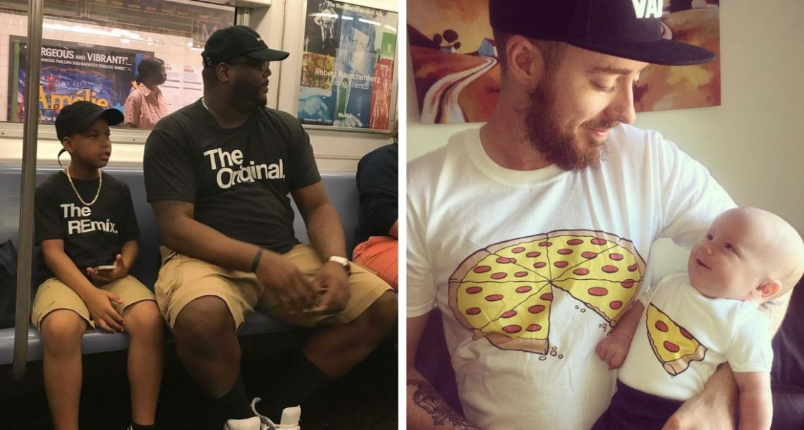 27 חולצות זוגיות גאוניות שיכעיסו אתכם שלא חשבתם עליהן קודם