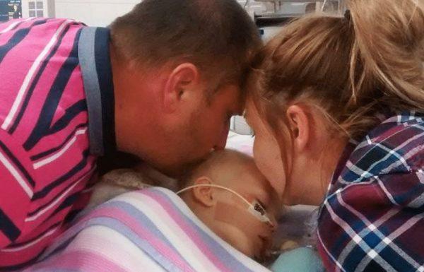 הורים נפרדו מהבת שלהם בנשיקה בבית החולים: 30 דקות אחר כך צרחה מחרישת אוזניים נשמעה מהחדר שלה