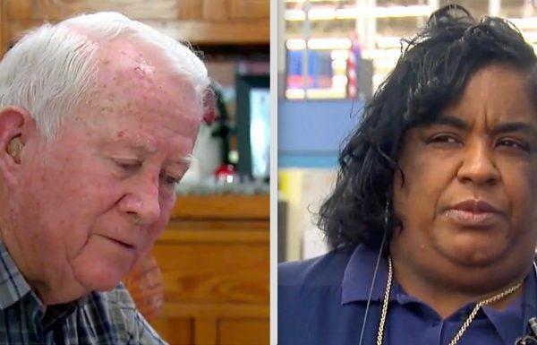 סבא נתן 2300 דולר לקופאית – אבל היא סירבה להעביר אותם ל'נכד' שלו