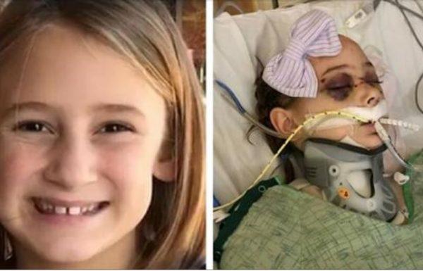 ילדה בת 10 חוברה למכונת הנשמה – אז המשפחה ביקשה מאלפים להתפלל עבורה והרופאים היו עדים לנס