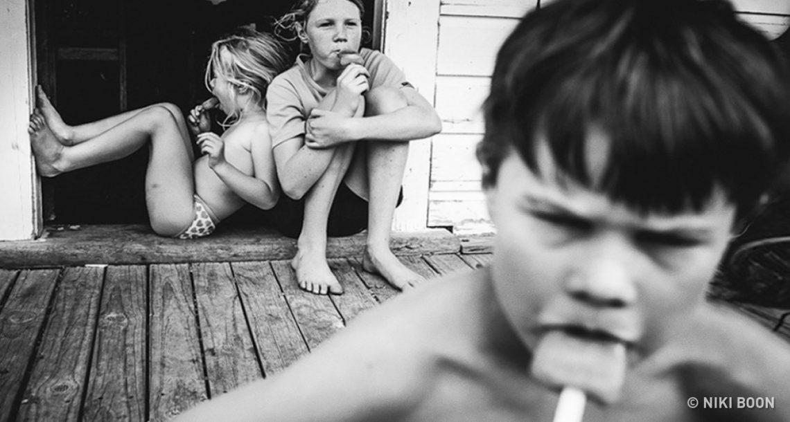אמא ל 4 מראה איך נראית ילדות בלי טלוויזיה וגאדג'טים בסדרת תמונות עוצרת נשימה!