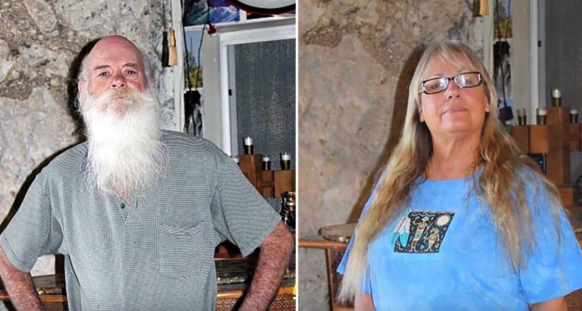 זוג נשוי נראה אותו הדבר במשך 50 שנה – עשו מהפך ולא זיהו אחד את השנייה בחשיפה