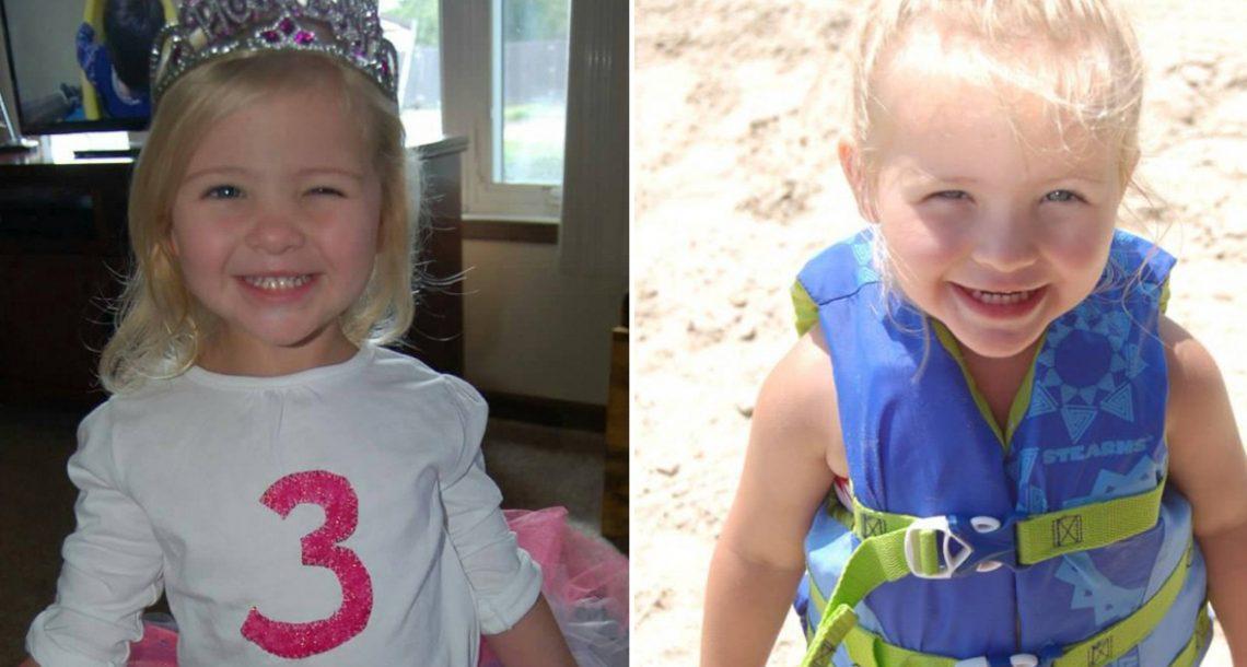 אוליביה בת ה 3 מתה מגידול במוח. עכשיו הסיפור של 'ילדת הנס' נוגע בליבם של מיליוני אנשים בכל העולם