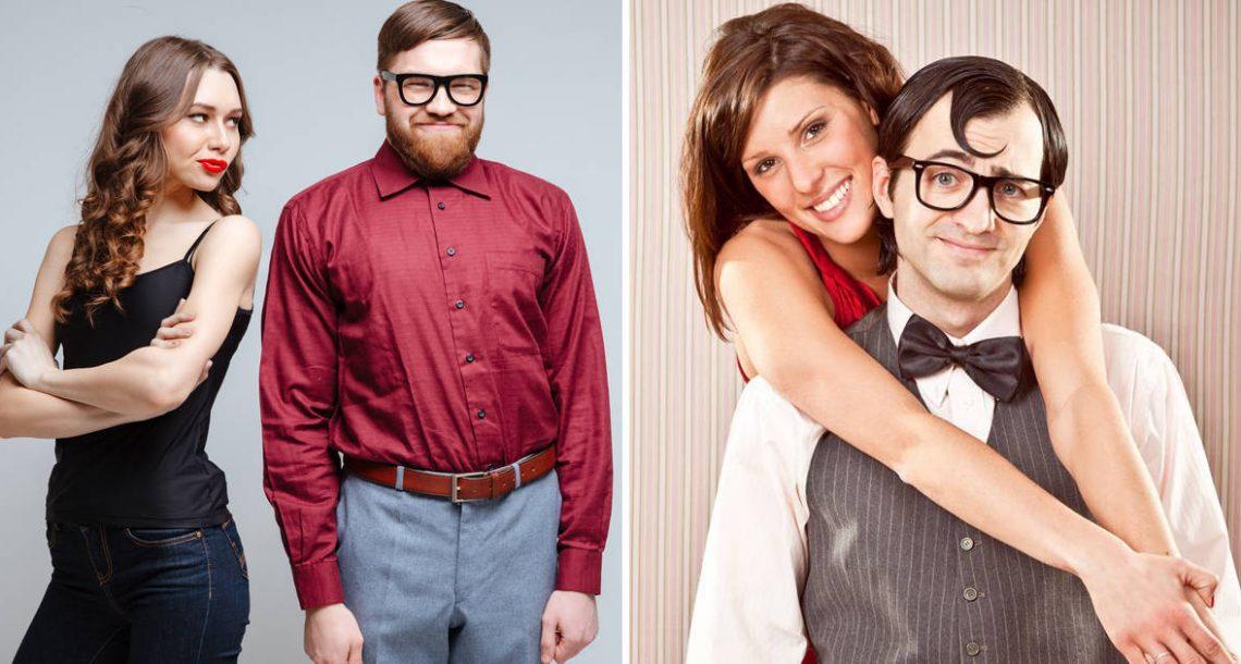 מחקר חדש קובע: נשים שמתחתנות עם גברים מכוערים הן מאושרות יותר