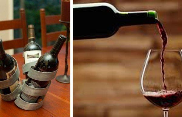 שכחתם את הפותחן? נסו את 10 השיטות האדירות האלה לפתיחת בקבוקי יין