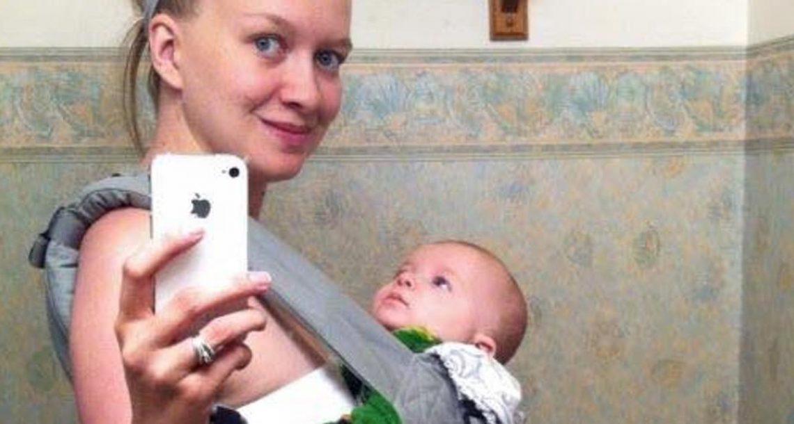 כשהאמא בת ה 21 הזו צילמה את התמונה הזאת – לא היה לה מושג שזה מה שעומד לקרות