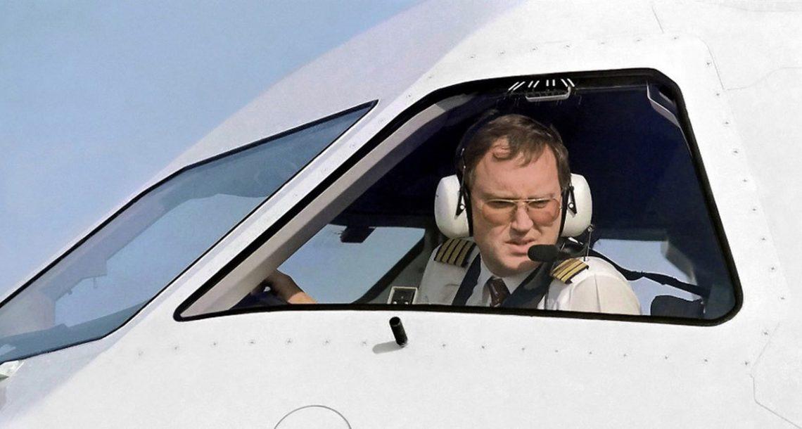 הנוסעים במטוס היו בהלם כאשר הטייס עשה את זה אחרי בקשה של אישה…