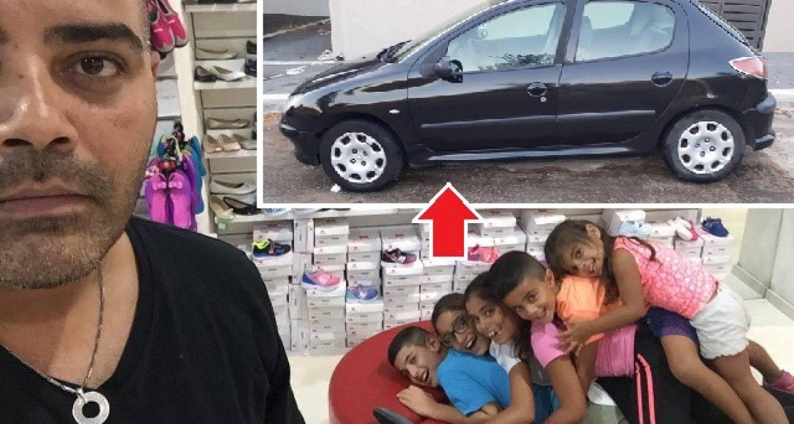 בחור ישראל וילדיו הצליחו תוך 5 חודשים לחסוך מספיק כסף כדי לקנות מכונית חדשה. זו השיטה הגאונית שלהם