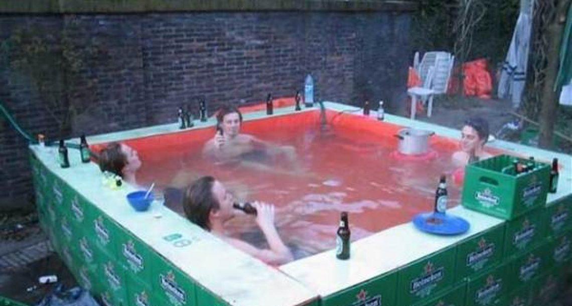 11 אנשים גאונים שלא הייתה להם בריכה, אבל ממש רצו לטבול במים