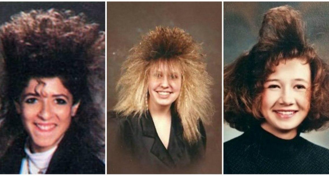 אחלה שיער: אוסף של התספורות והתסרוקות הכי מטורפות של שנות ה 80