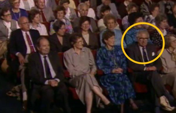 אדם שהציל 669 ילדים בזמן השואה לא ידע שהם כולם יושבים לידו. תראו איך הוא מגיב…