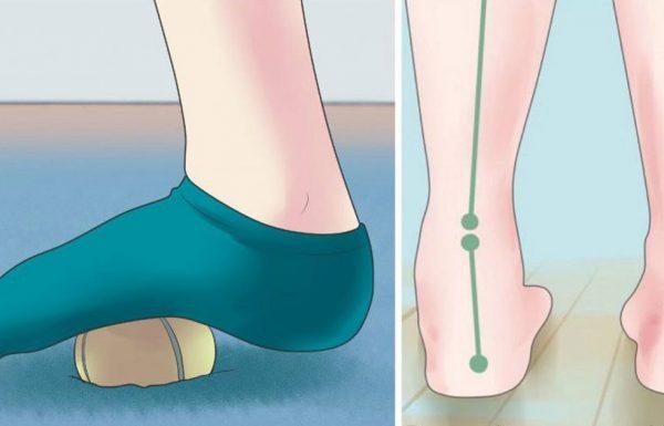רפאו כאבים בכפות הרגליים תוך דקות – בעזרת 5 התרגילים המעולים האלה