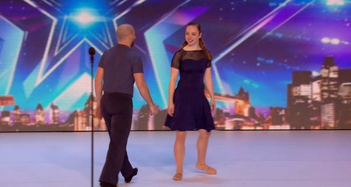 בחיים לא ראיתם מופע ריקוד כמו של הזוג הזה. כשהם החלו לרקוד, השופטים נשארו בהלם!