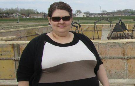 """אישה ביצעה 3 שינויים פשוטים בכל יום – ירדה 68 ק""""ג ועשתה מהפך מטורף"""