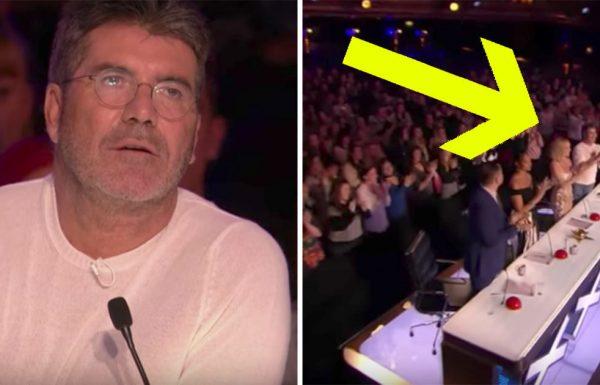 סיימון קאוול לא התלהב כשחשפה איזה שיר היא עומדת לבצע – דקה לאחר מכן, כל השופטים עמדו על הרגליים