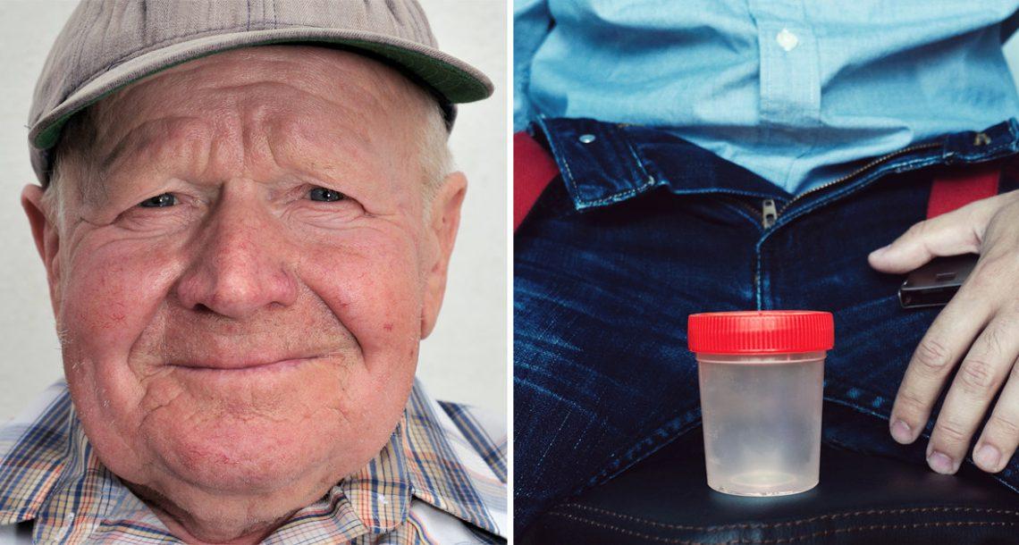 אדם בן 91 נתן דגימת זרע לרופא המודאג – 3 ימים אחר כך קיבל את החדשות המזעזעות
