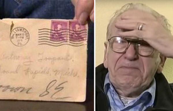 האישה מתה אז הבעל פינה את הארונות – ואז הוא מצא מכתב שחשף סוד ששינה את חייו לנצח
