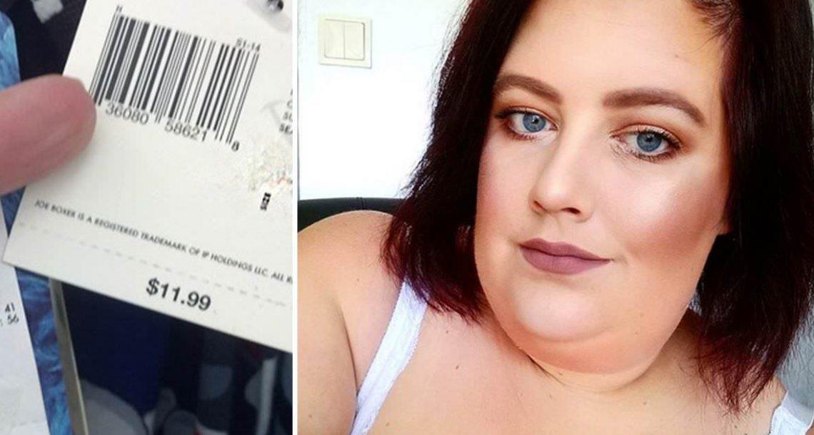 לינדה בת ה 26 יצאה מחנות הבגדים באופן מיידי – כאשר ראתה את תג המחיר