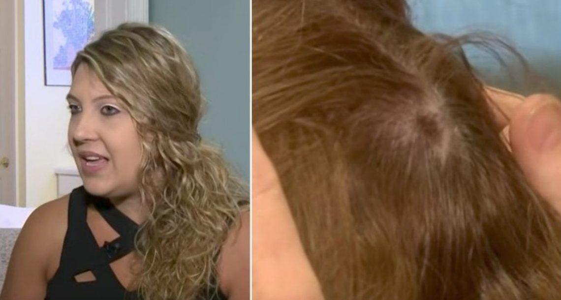 זה היה ביקור רגיל אצל הספרית – אך אז תגלית מחרידה בשיער שלה הצילה את חייה