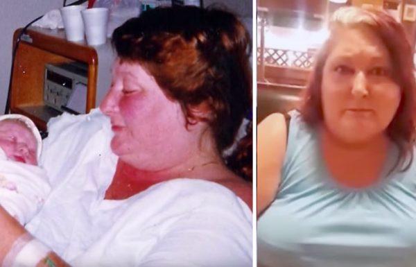 אמא נאלצה למסור את בנה לאימוץ – 18 שנים אחר כך, הבת שלה הצביעה מאחוריה ואמרה לה להסתובב