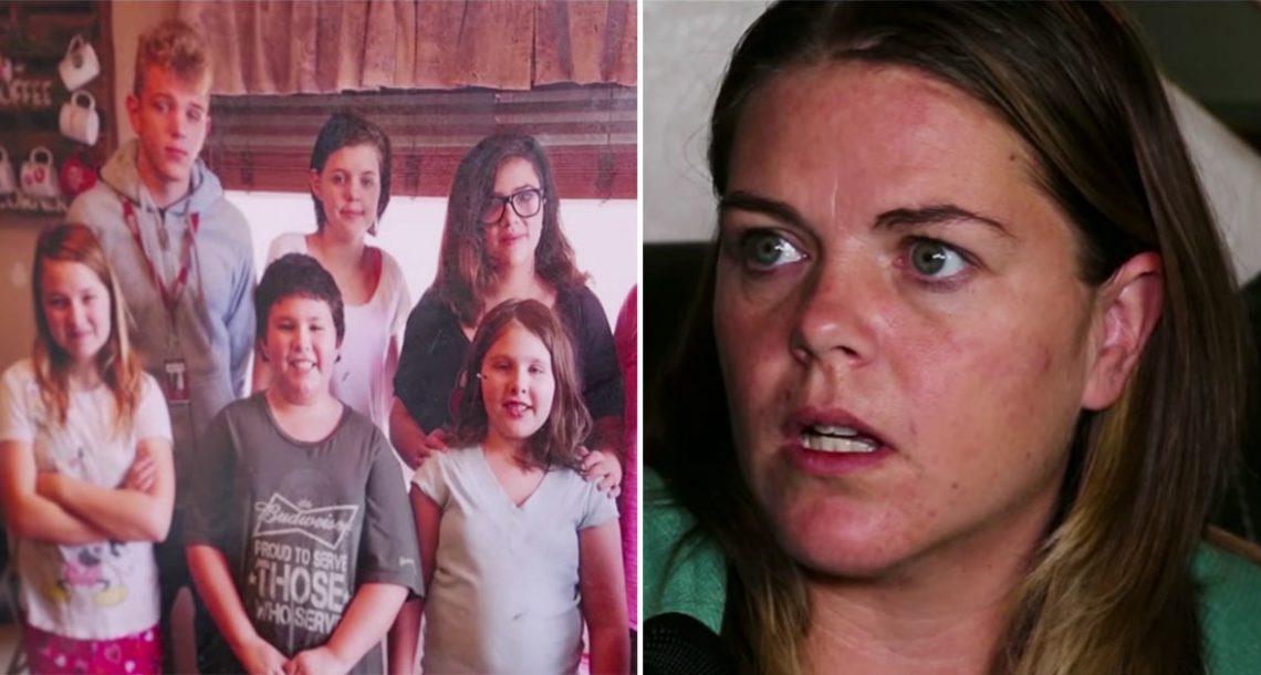 זוג אימץ את שלושת הילדים של השכנה שלהם שמתה – כשהם חזרו הביתה הם גילו שהוא נראה שונה לגמרי!