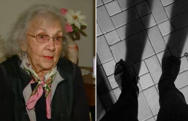 אישה בת 88 הייתה קורבן לניסיון אונס, אך אז אמרה 3 מילים לתוקף, וגרמה לו לברוח כל עוד נפשו בו