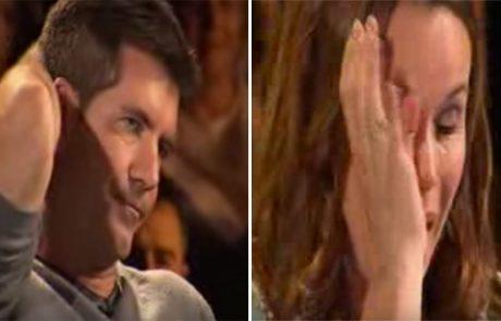 סיימון קאוול היה סקפטי כאשר ילדה בת 6 עלתה לבמה – שניות אחר כך היא הביאה את כל השופטים לדמעות