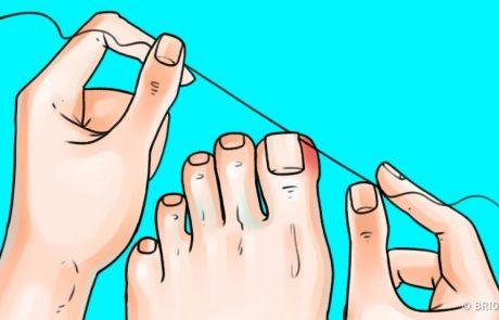 6 טיפים מעולים שיגרמו לכפות הרגליים והציפורניים שלכן להיראות מדהים