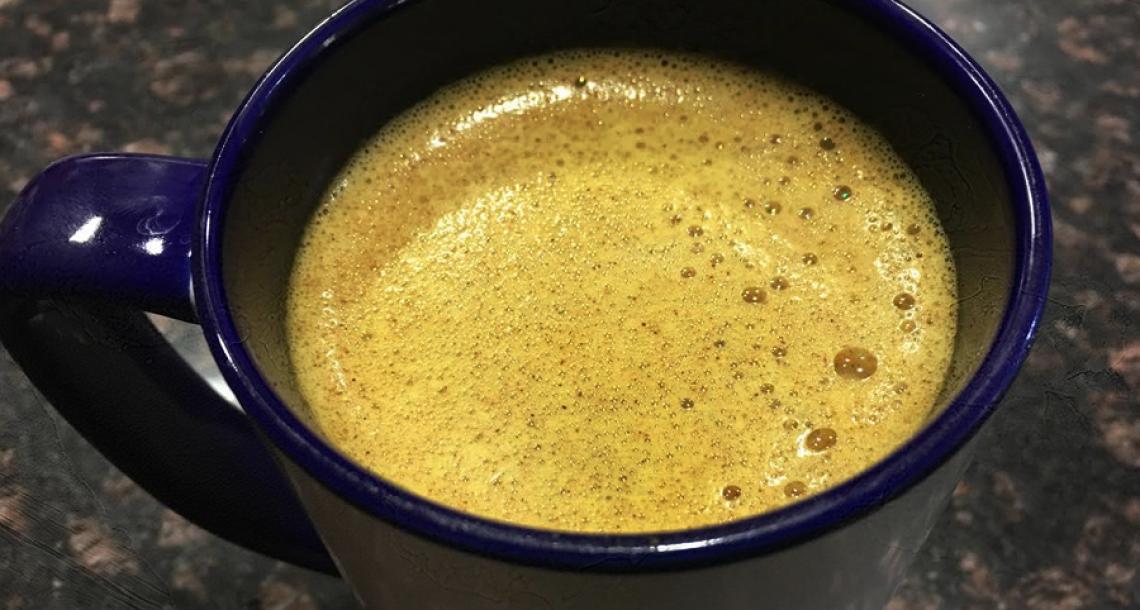 כוס אחת של המשקה הזה ותתחילו לשרוף שומן מהרגע שאתם מתעוררים בבוקר