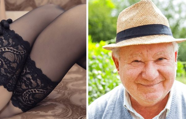 בן 63 בגד באישתו עם צעירה בת 23, אך אז אישתו אמרה את הלא צפוי