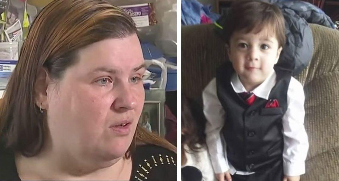 ילד בן שנתיים מת אחרי שאכל מאכל שכיח, עכשיו האמא שבורת הלב רוצה להזהיר הורים אחרים מפני הסכנה